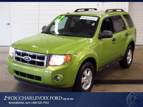 2012 Ford Escape XLT SUV for sale in Charlevoix for $17,991 with 30,360 miles.