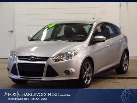 2014 Ford Focus SE Hatchback for sale in Charlevoix for $15,942 with 15,777 miles.