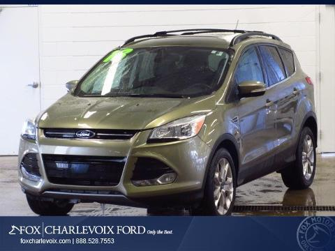 2013 Ford Escape SEL SUV for sale in Charlevoix for $22,982 with 29,027 miles.