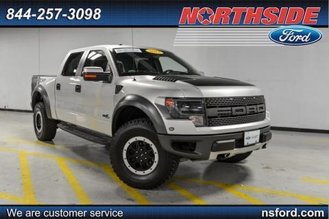 2013 Ford F150 SVT Raptor Crew Cab Pickup for sale in San Antonio for $57,945 with 4,925 miles.