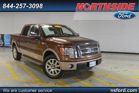 2011 Ford F150 King Ranch Crew Cab Pickup for sale in San Antonio for $36,995 with 34,633 miles.