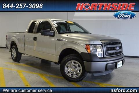 2014 Ford F150 XL Extended Cab Pickup for sale in San Antonio for $23,830 with 5,659 miles.