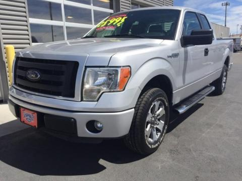 2012 Ford F150 STX Extended Cab Pickup for sale in El Paso for $25,480 with 19,261 miles