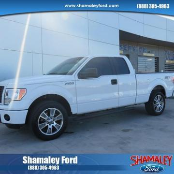 2014 Ford F150 STX Extended Cab Pickup for sale in El Paso for $25,995 with 10,267 miles.