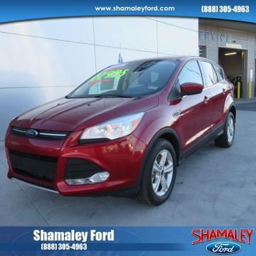 2014 Ford Escape SE SUV for sale in El Paso for $22,995 with 30,581 miles.