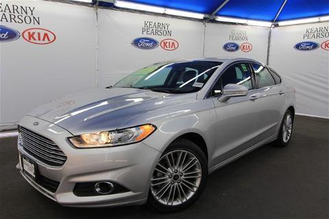 2014 Ford Fusion SE Sedan for sale in San Diego for $19,988 with 32,222 miles