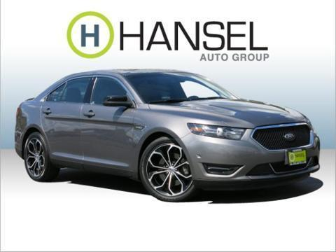 2013 Ford Taurus SHO Sedan for sale in Santa Rosa for $29,795 with 47,915 miles