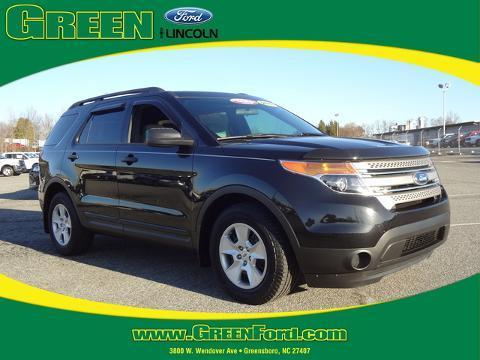 2013 Ford Explorer Base SUV for sale in Greensboro for $24,999 with 19,828 miles.