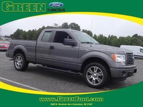 2014 Ford F150 Extended Cab Pickup for sale in Greensboro for $30,000 with 2,804 miles.