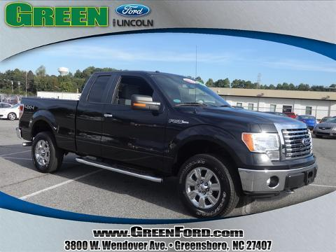 2012 Ford F150 XLT Extended Cab Pickup for sale in Greensboro for $32,000 with 21,359 miles.