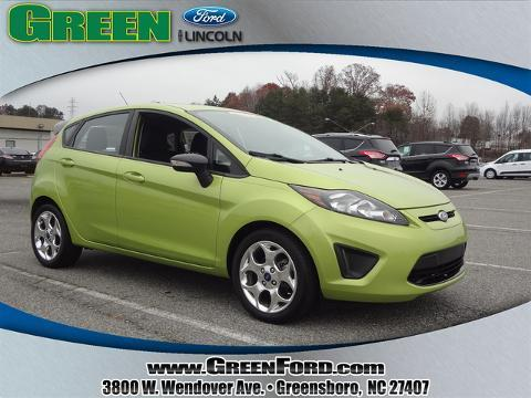 2012 Ford Fiesta SES Hatchback for sale in Greensboro for $14,999 with 29,877 miles.