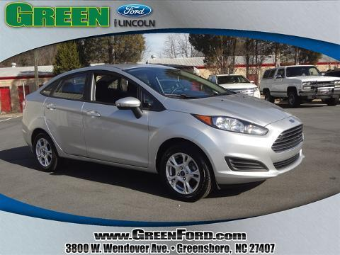 2014 Ford Fiesta SE Sedan for sale in Greensboro for $14,999 with 16,330 miles