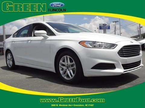 2013 Ford Fusion SE Sedan for sale in Greensboro for $22,499 with 31,992 miles.