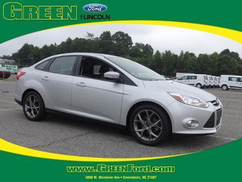 2013 Ford Focus SE Sedan for sale in Greensboro for $15,999 with 33,698 miles.