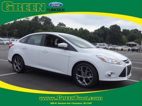 2013 Ford Focus SE Sedan for sale in Greensboro for $16,999 with 26,507 miles.