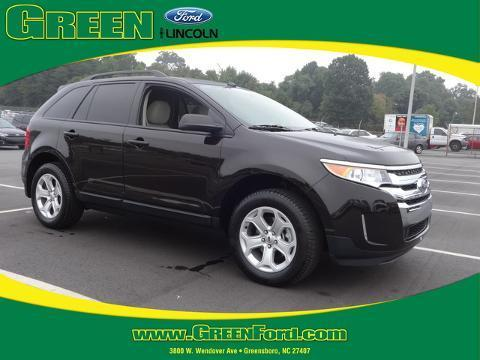 2014 Ford Edge SEL SUV for sale in Greensboro for $25,999 with 22,007 miles.