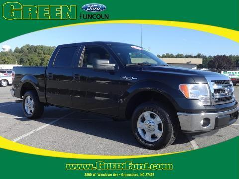 2014 Ford F150 Crew Cab Pickup for sale in Greensboro for $28,999 with 17,312 miles.