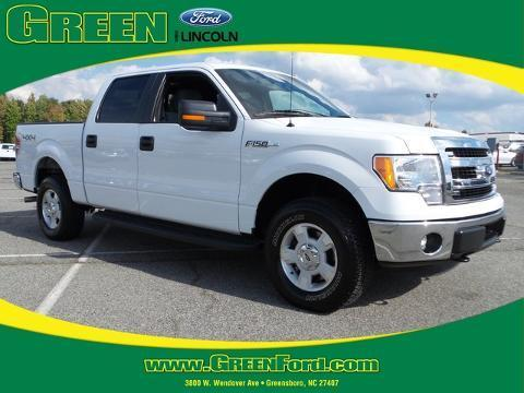 2014 Ford F150 Crew Cab Pickup for sale in Greensboro for $31,000 with 16,067 miles.
