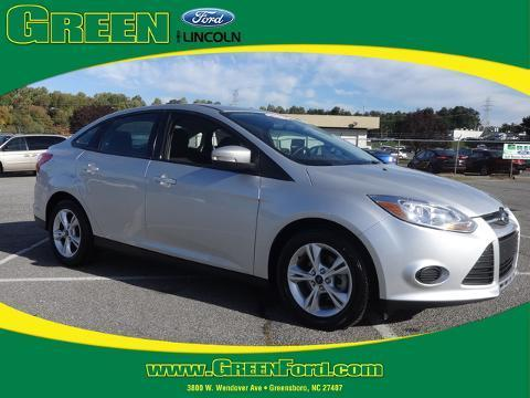 2013 Ford Focus SE Sedan for sale in Greensboro for $15,000 with 19,457 miles.