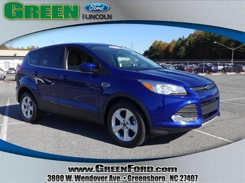 2014 Ford Escape SE SUV for sale in Greensboro for $24,999 with 30,014 miles.