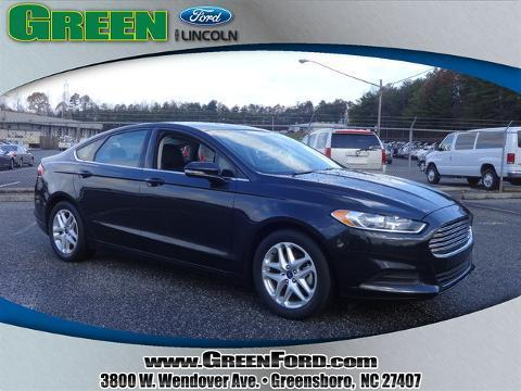 2013 Ford Fusion SE Sedan for sale in Greensboro for $17,999 with 34,074 miles.