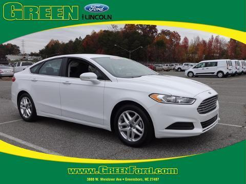 2013 Ford Fusion SE Sedan for sale in Greensboro for $18,999 with 39,665 miles.