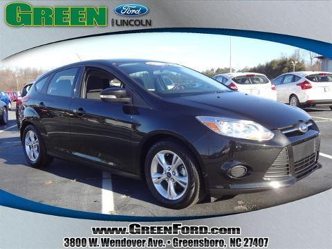 2014 Ford Focus SE Hatchback for sale in Greensboro for $16,999 with 13,175 miles.