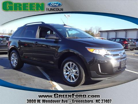 2014 Ford Edge Limited SUV for sale in Greensboro for $30,999 with 18,000 miles.