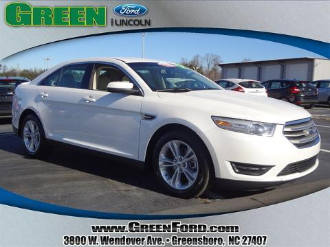 2014 Ford Taurus SEL Sedan for sale in Greensboro for $24,999 with 16,014 miles.