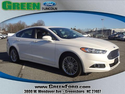2014 Ford Fusion SE Sedan for sale in Greensboro for $22,999 with 10,408 miles.