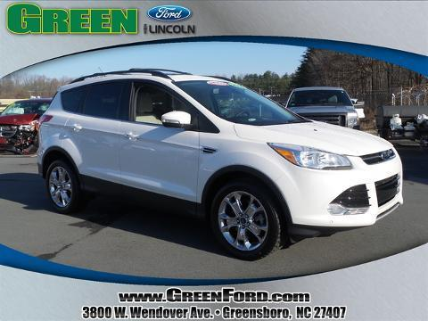 2013 Ford Escape SEL SUV for sale in Greensboro for $25,999 with 30,966 miles