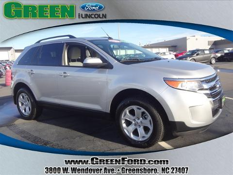 2014 Ford Edge SEL SUV for sale in Greensboro for $28,999 with 16,437 miles