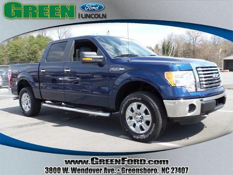 2012 Ford F150 XLT Crew Cab Pickup for sale in Greensboro for $34,999 with 30,999 miles