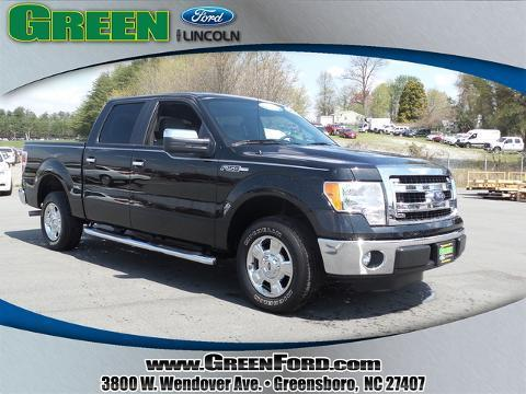 2014 Ford F150 XLT Crew Cab Pickup for sale in Greensboro for $29,999 with 22,679 miles