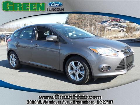 2013 Ford Focus SE Hatchback for sale in Greensboro for $16,999 with 35,330 miles