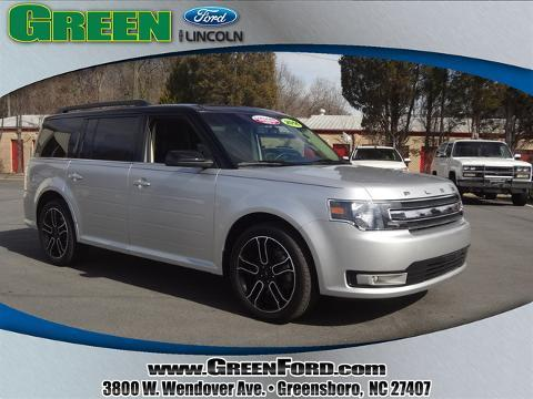 2014 Ford Flex SEL SUV for sale in Greensboro for $30,999 with 26,199 miles
