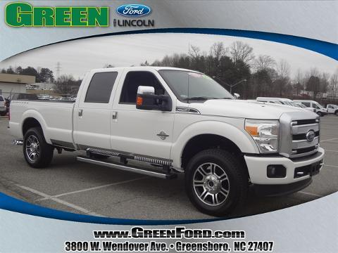 2014 Ford F250 Crew Cab Pickup for sale in Greensboro for $58,999 with 8,343 miles.