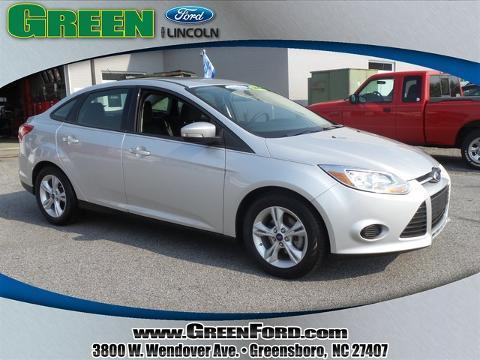 2014 Ford Focus SE Sedan for sale in Greensboro for $17,499 with 7,442 miles