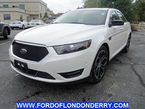 2013 Ford Taurus SHO Sedan for sale in Londonderry for $24,993 with 73,786 miles.