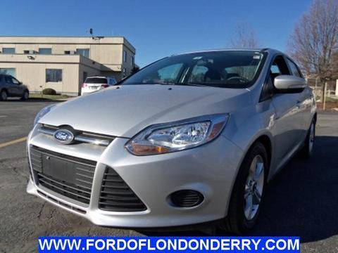 2014 Ford Focus SE Sedan for sale in Londonderry for $15,489 with 7,183 miles