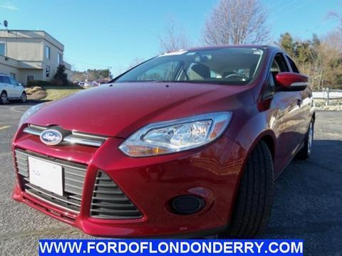 2014 Ford Focus SE Hatchback for sale in Londonderry for $15,900 with 10,532 miles.