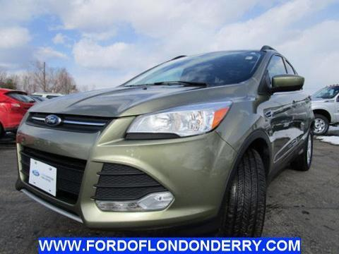 2013 Ford Escape SE SUV for sale in Londonderry for $19,999 with 32,000 miles.