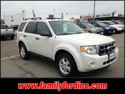 2011 Ford Escape XLT SUV for sale in Enfield for $19,995 with 33,617 miles.