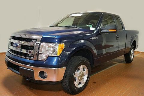 2013 Ford F150 XLT Extended Cab Pickup for sale in Flemington for $28,990 with 39,480 miles
