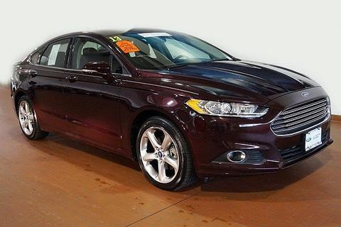 2013 Ford Fusion SE Sedan for sale in Flemington for $17,490 with 15,845 miles