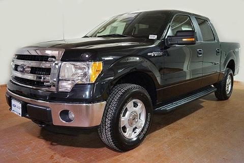 2014 Ford F150 XLT Crew Cab Pickup for sale in Flemington for $32,890 with 14,959 miles