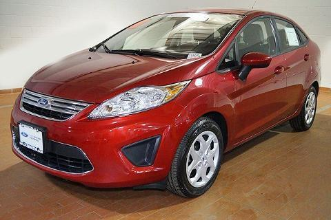 2012 Ford Fiesta SE Sedan for sale in Flemington for $12,490 with 26,549 miles