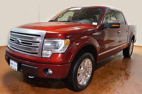 2014 Ford F150 Crew Cab Pickup for sale in Flemington for $44,990 with 7,724 miles
