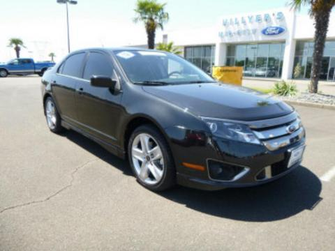 2012 Ford Fusion Sport Sedan for sale in Woodburn for $19,747 with 21,056 miles.