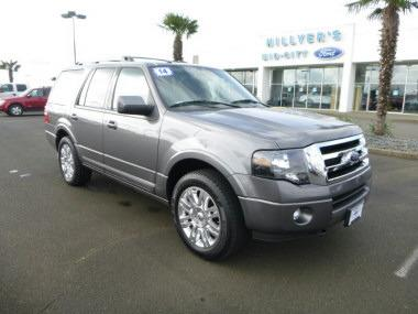2014 Ford Expedition Limited SUV for sale in Woodburn for $44,747 with 23,250 miles